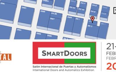 CEportal expondrá en SmartDoors