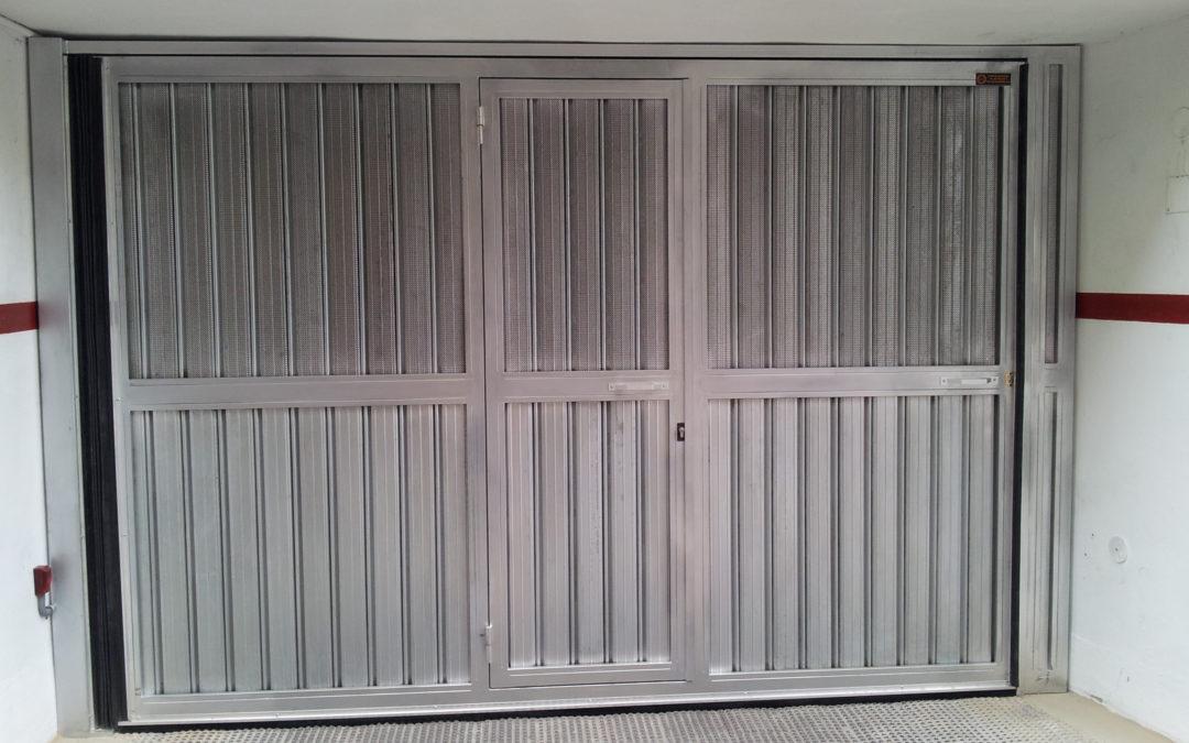 Adecuación de puertas existentes de garaje e industriales para su marcado CE