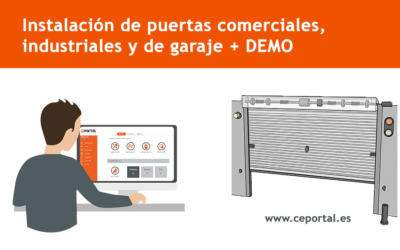 Instalación de puertas y Demo CEportal